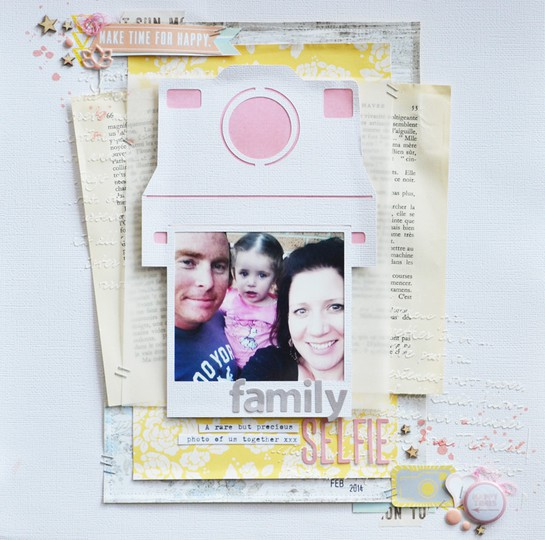 Family selfie 750
