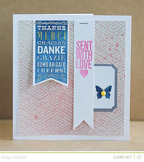 Rwerlich card sent w love