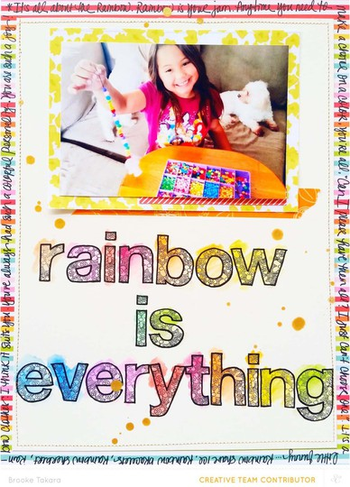 Rainbow is everything final original