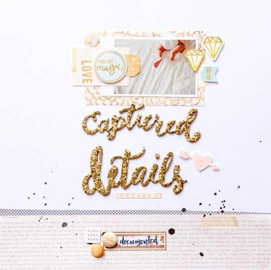 Captured details by evelynpy