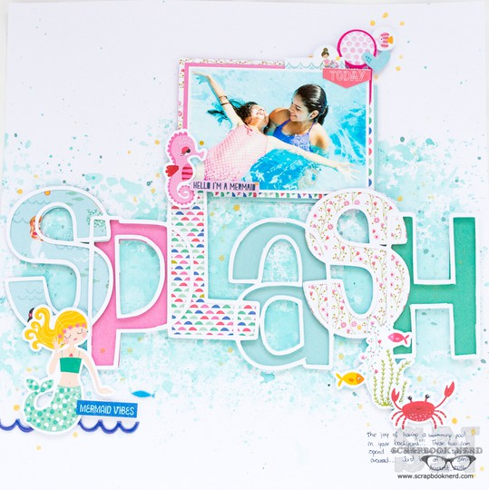 Splash nd sn 3 original
