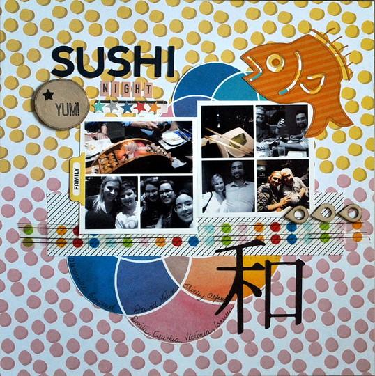 September pinterest sushi