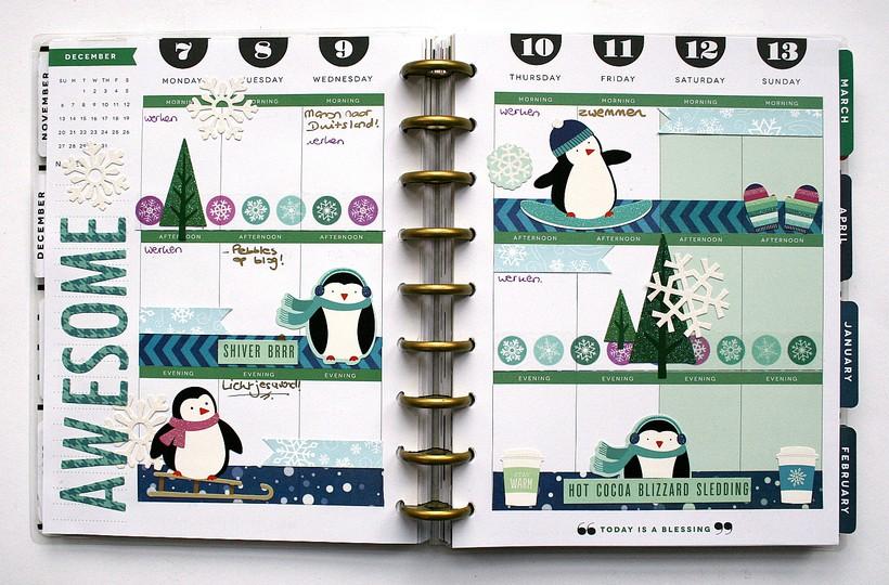 Mliedtke pebbles winter wonderland planner week 6 13 original