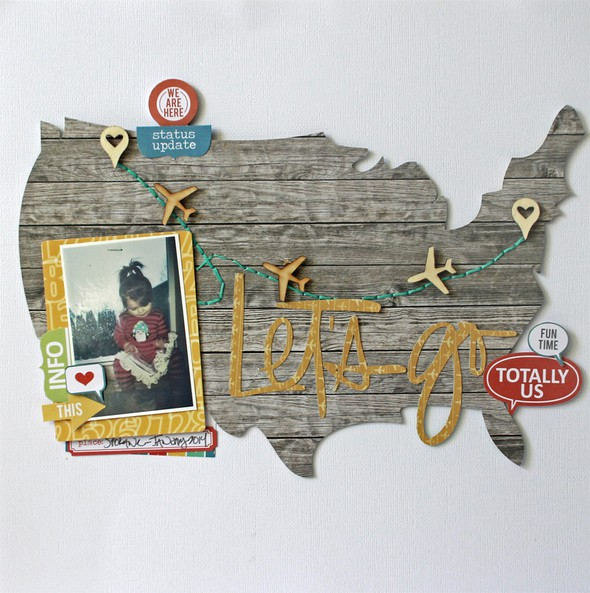 Jen chesnick  let's go  chic tags