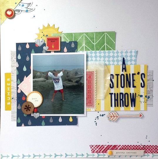 Stones throw v1 original