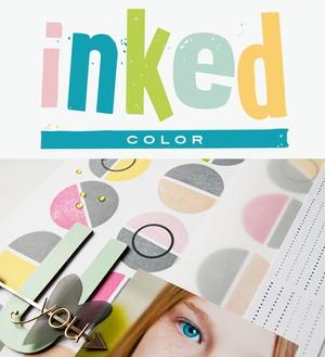 Inked color   sneak