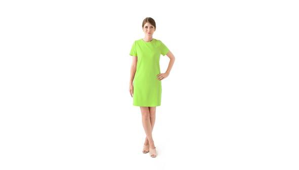 Greed dress product listingnew original original