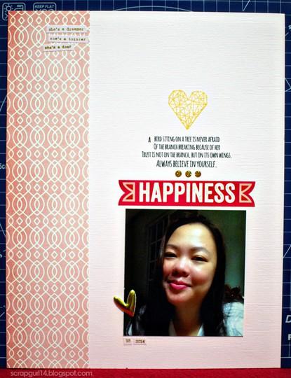 Happiness web