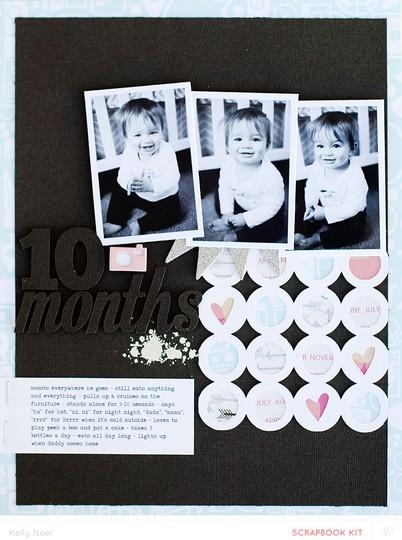 10 months   studio calico sugar rush kits   kelly noel