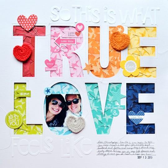 Paige evans   true love