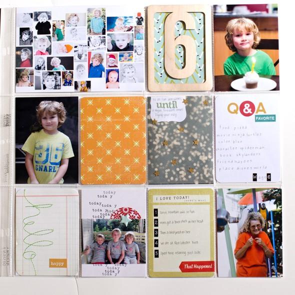 Itsmeamanda project life julypart1 rightside