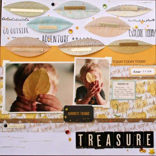 Treasure final