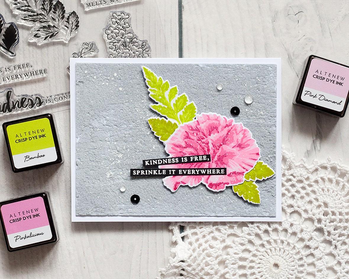 Anna kossakovskaya kindness card 1 original