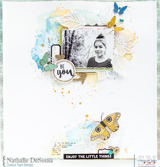 Sn be you  nathalie desousa 7 original