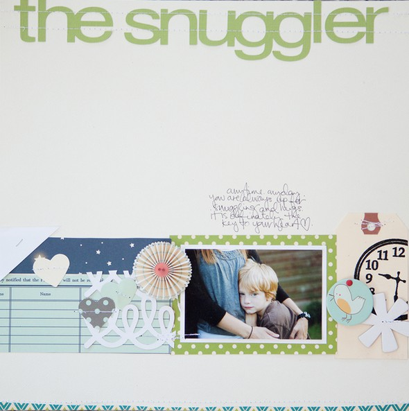 The snuggler