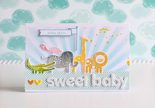 Sweet baby by natalie elphinstone original