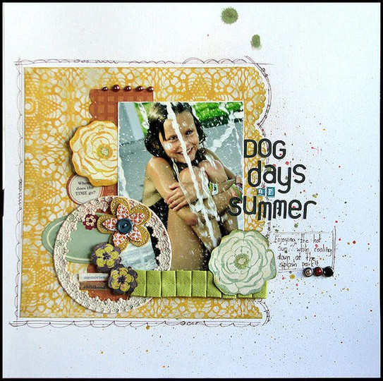 Dog days of summer lo jan2011
