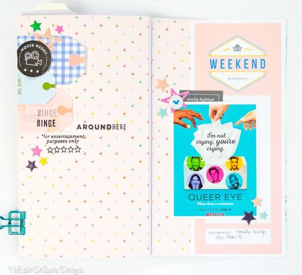 My personal journal   week 25 8 original