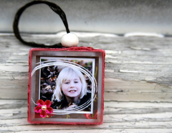 Emily ornament