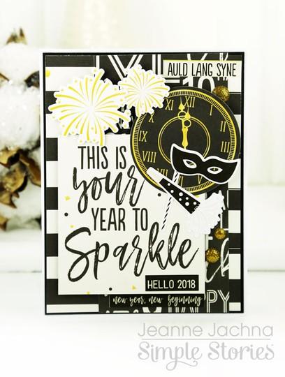 Year to sparkle four original