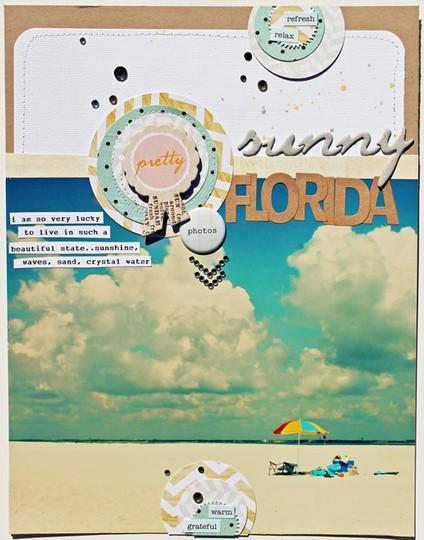 Sunny florida   layout