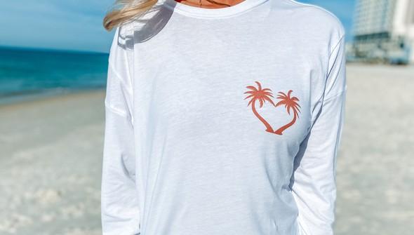 129417 palm tree heart long sleeve tee women white slider2 original