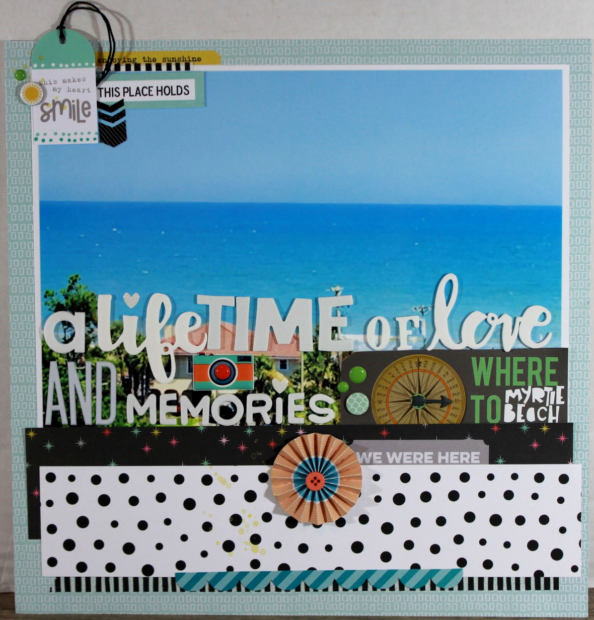 A lifetime of love and memories original