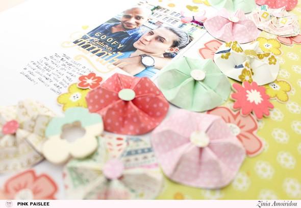 Pinkpaislee family origamiflowers 1 original