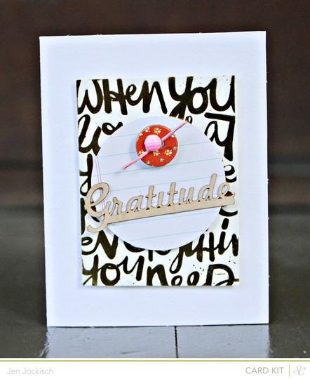 Gratitude main