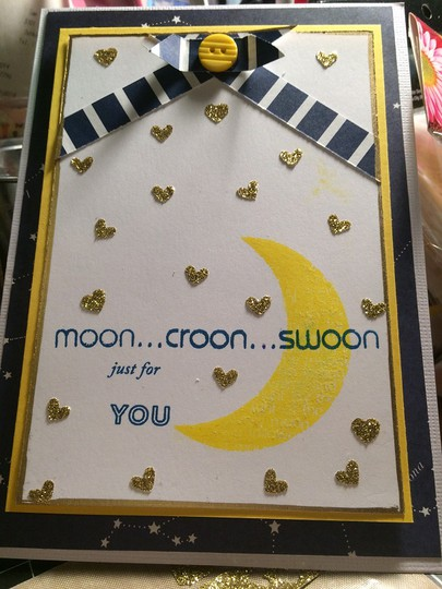 Moon...croon...swoon original
