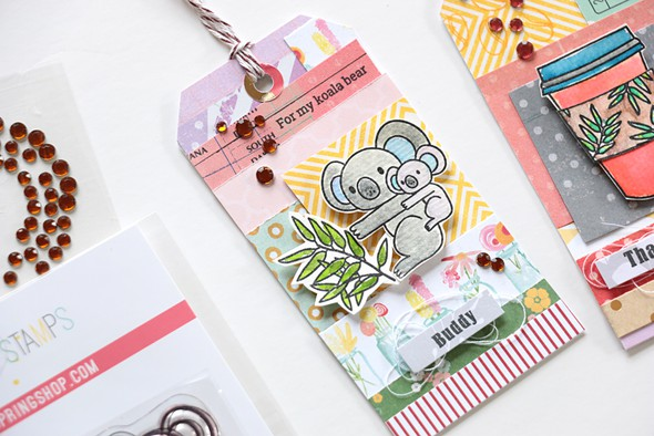 Coffee and koala tags 1 original