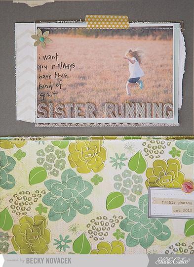 Dec sister running