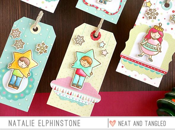 Christmas tag details 2 original