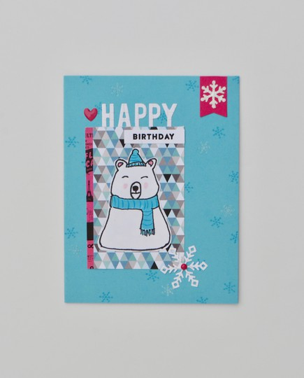 Hbd winter bear original