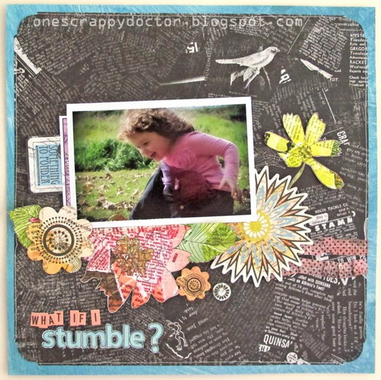 What if i stumble