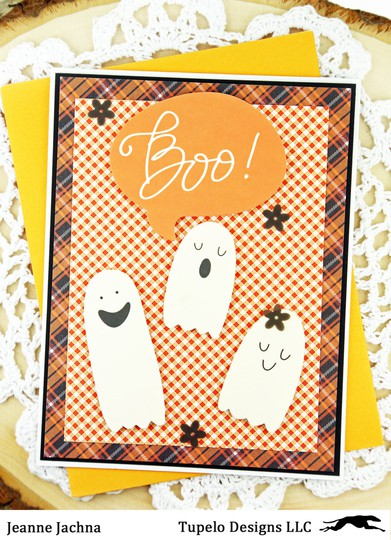Pebbles halloween ghosts tw original
