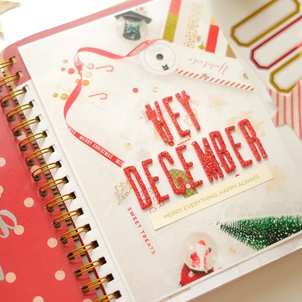 December daily by evelynpy insert 1 original