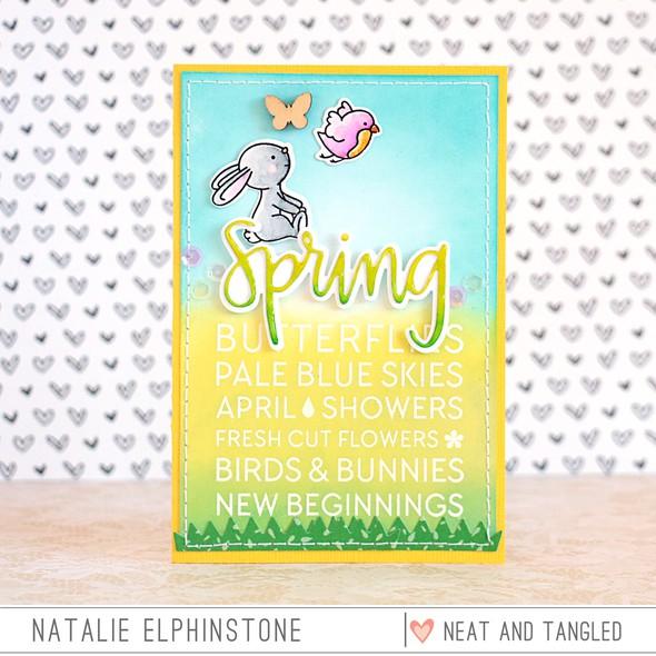 Spring by natalie elphinstone original