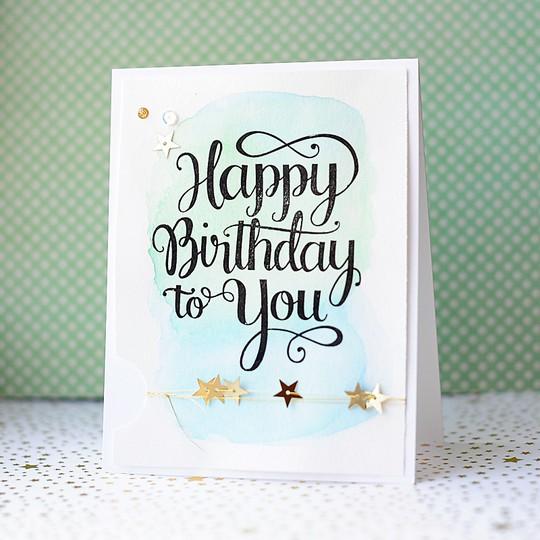 Birthday card 161 1