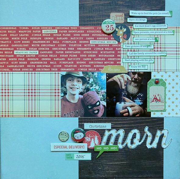 Christmas morn page 2 original