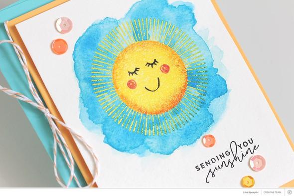 Sunshine embossed detail1500 original