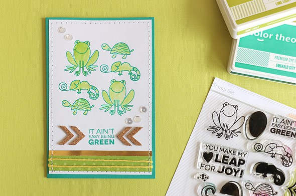 Green card by natalie elphinstone original