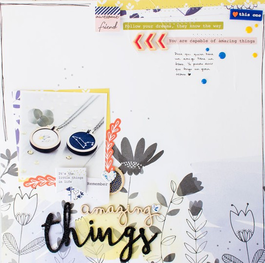 Lo amazing things 01 original