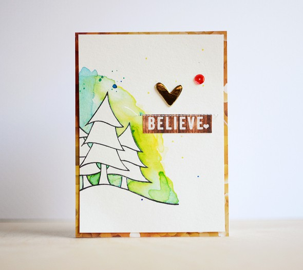 Believe j. olson