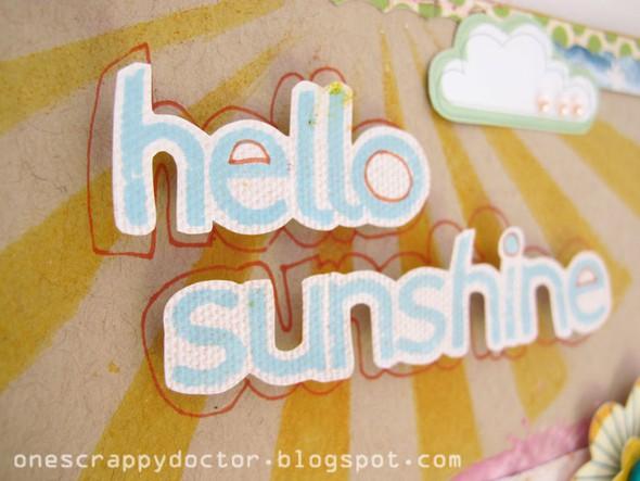 Hello sunshine title