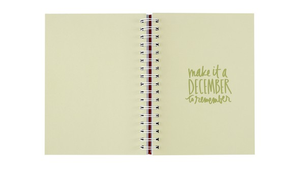 Dd journal december to remember original