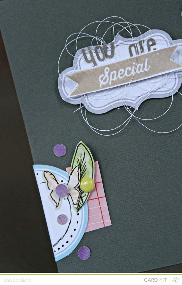 Youarespecial detail