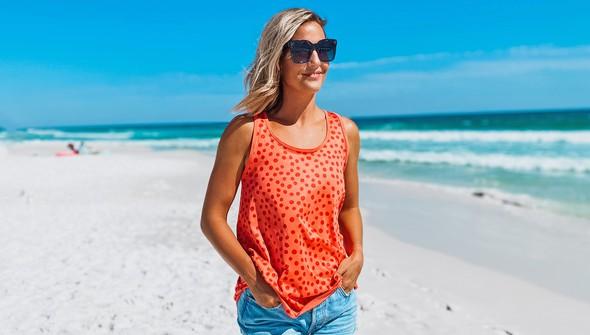 142736  dots tank sun shirt women coral slider3 original