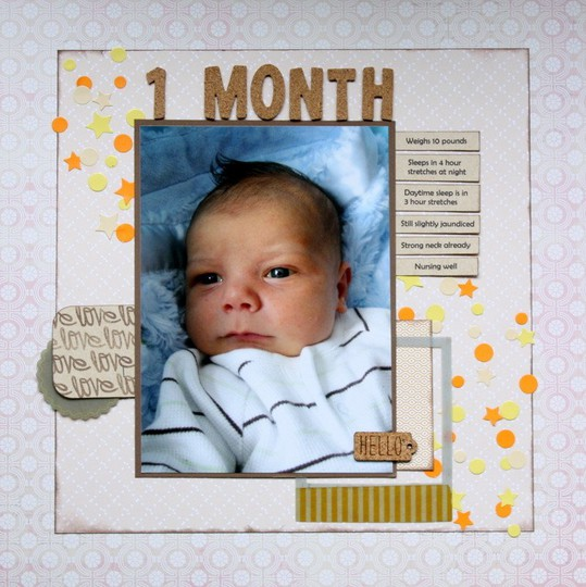 1 month