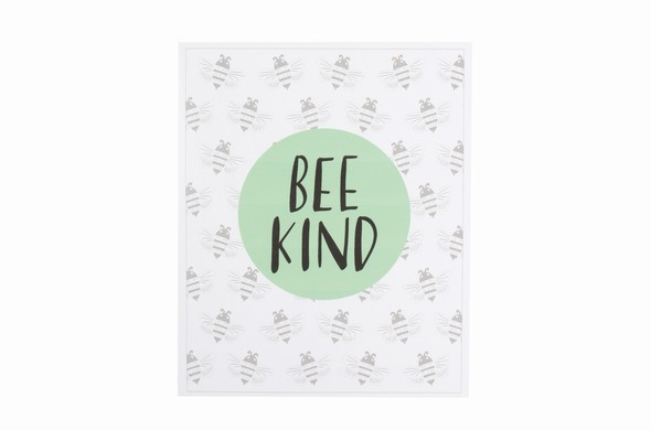 Sc bee kind printable original